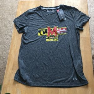 Under Armour Maryland Shirt